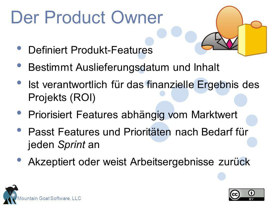 Der Product Owner Definiert Produkt-Features