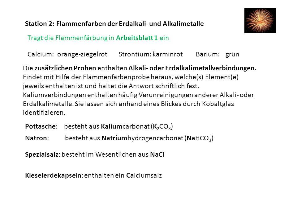 Erdalkalimetalle. - ppt video online herunterladen
