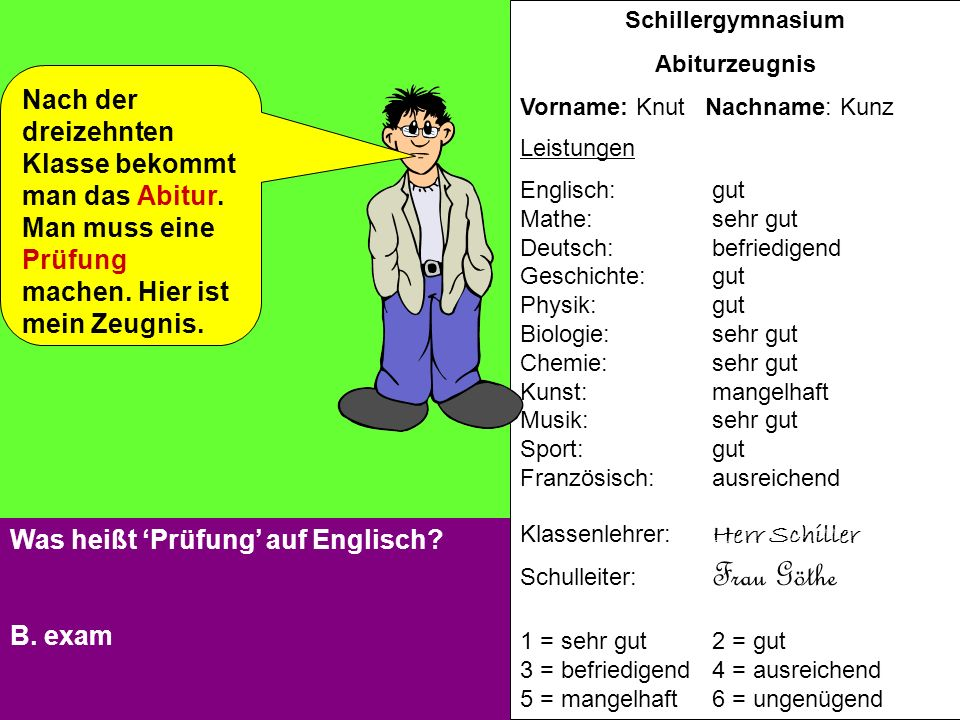 Das Deutsche Schulsystem Ppt Herunterladen