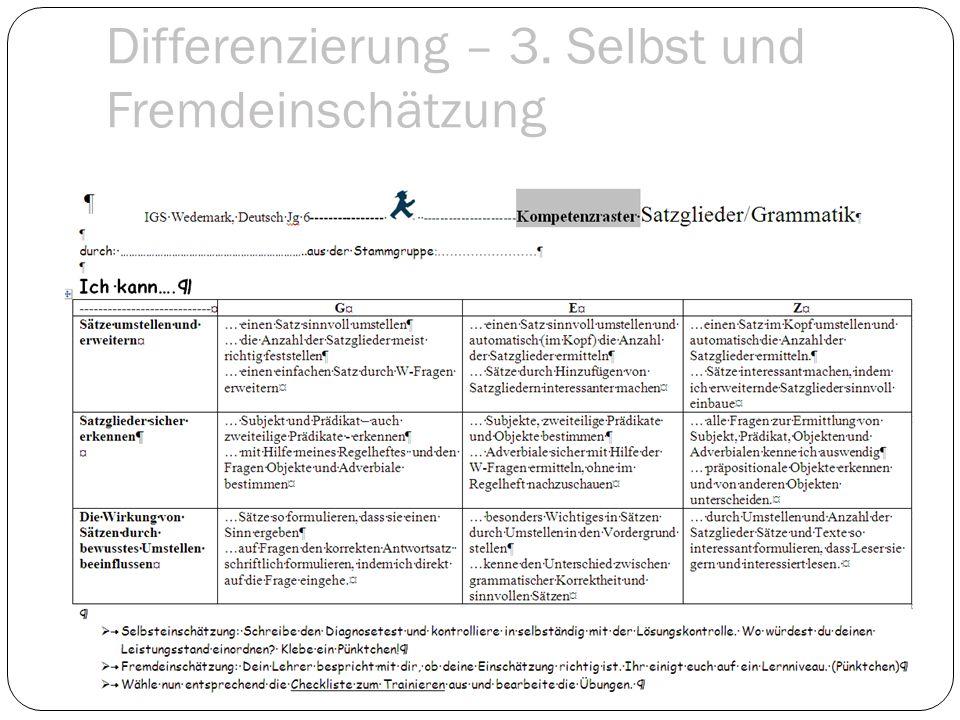Differenzierungsmodelle an der IGS Wedemark - ppt herunterladen
