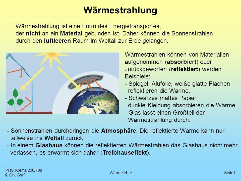 7 wrmestrahlung wrmestrahlung - Warmestrahlung Beispiele