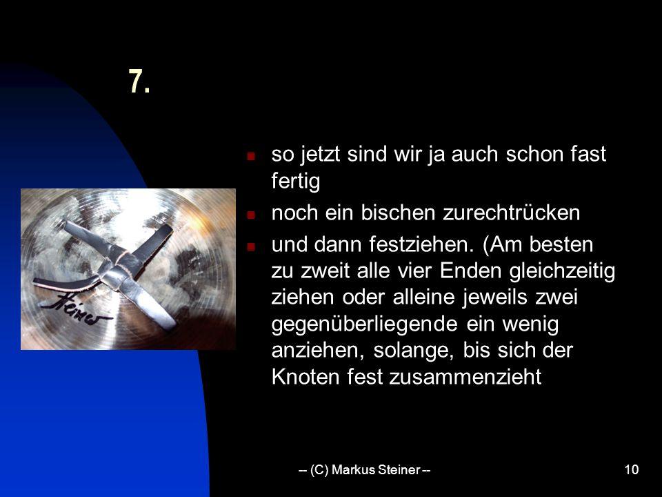 powered by Markus Steiner - ppt herunterladen