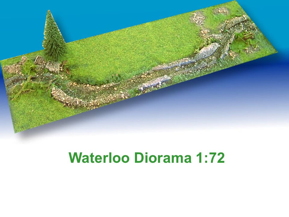 Waterloo Diorama 1:72