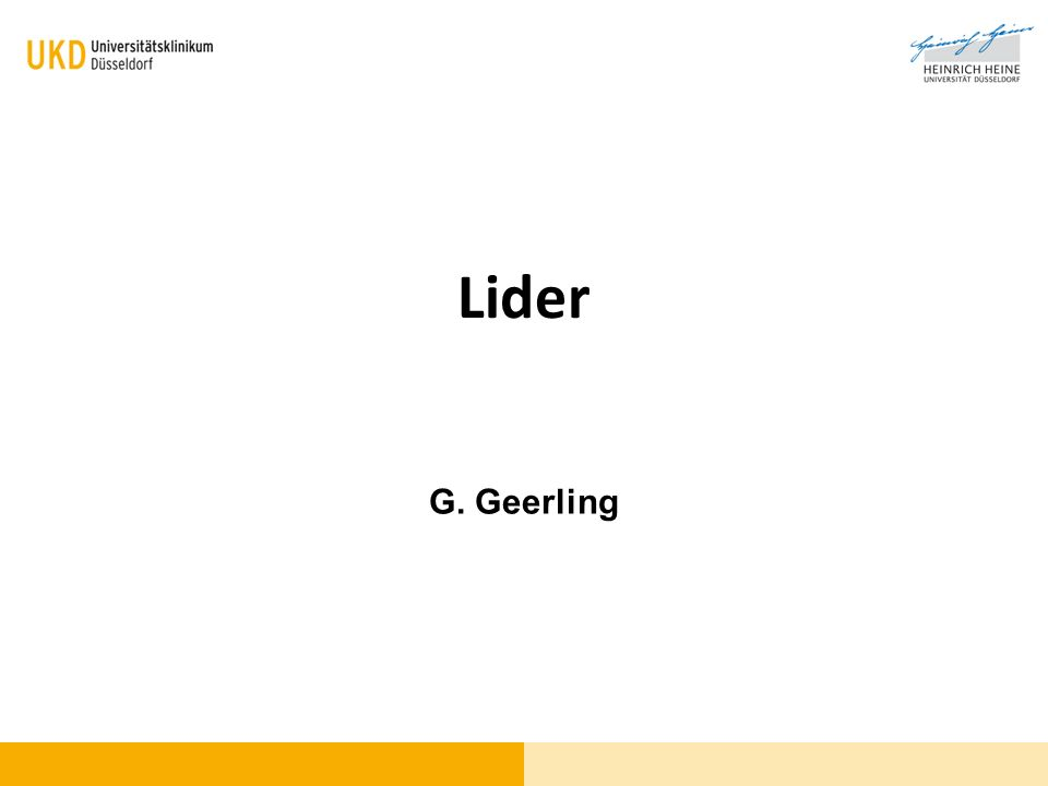 Lider G. Geerling