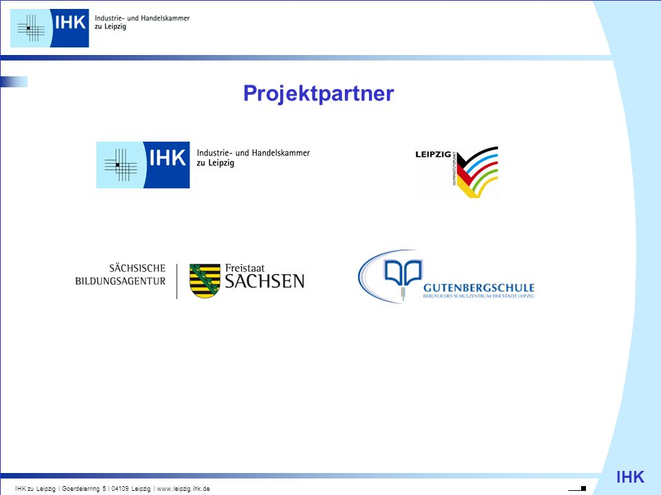 Projektpartner