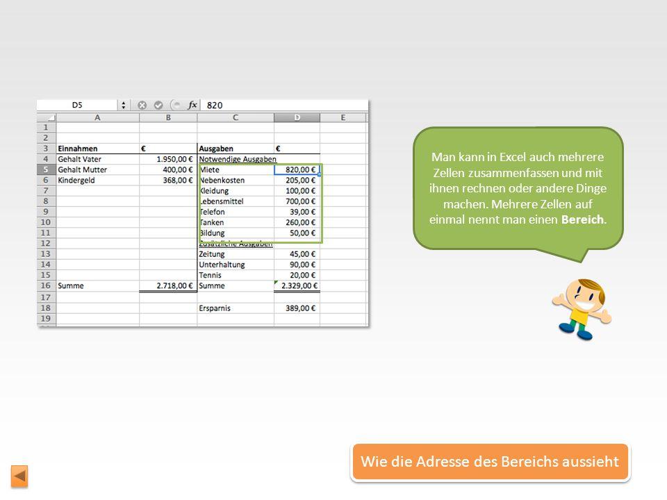 Christian Stockinger Ich lerne Excel! Start. - ppt video online ...