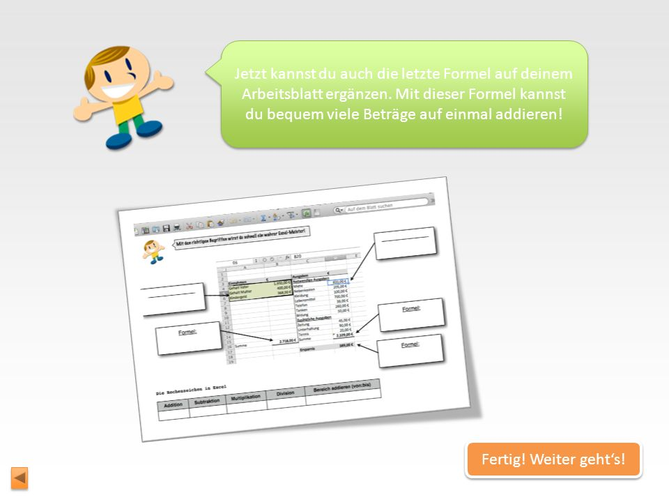 Christian Stockinger Ich lerne Excel! Start. - ppt video online ...