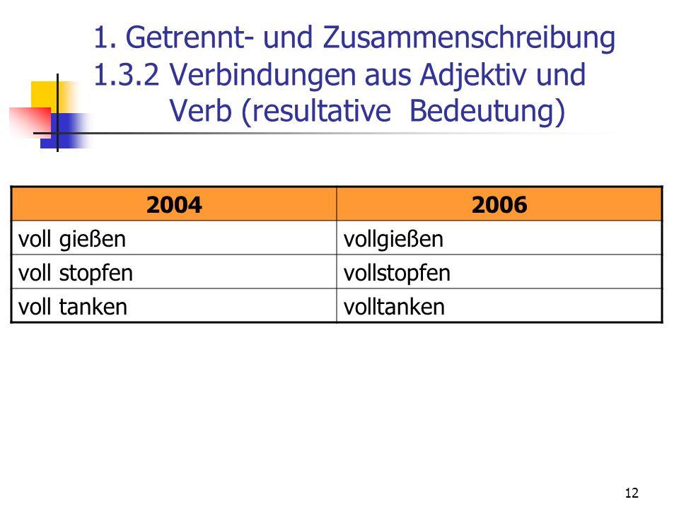 Die Deutsche Rechtschreibung Vom Jahre 2006 Nach