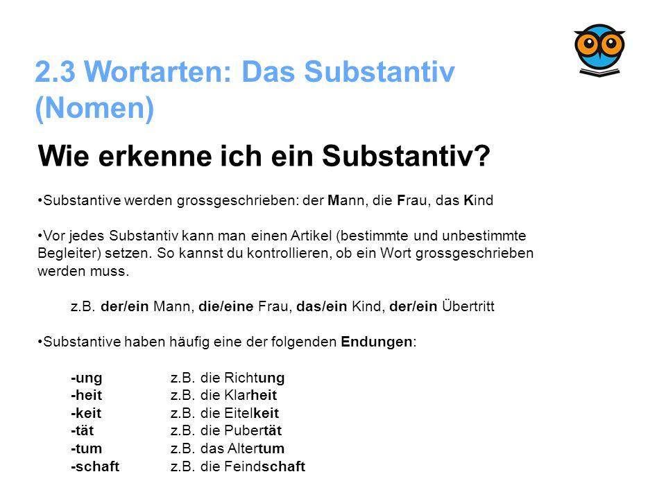 deutsch grammatik sekundarstufe 1 die 5 wortarten ppt