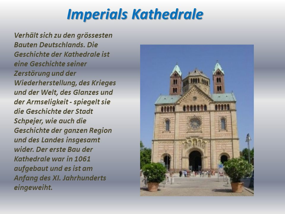 Imperials Kathedrale