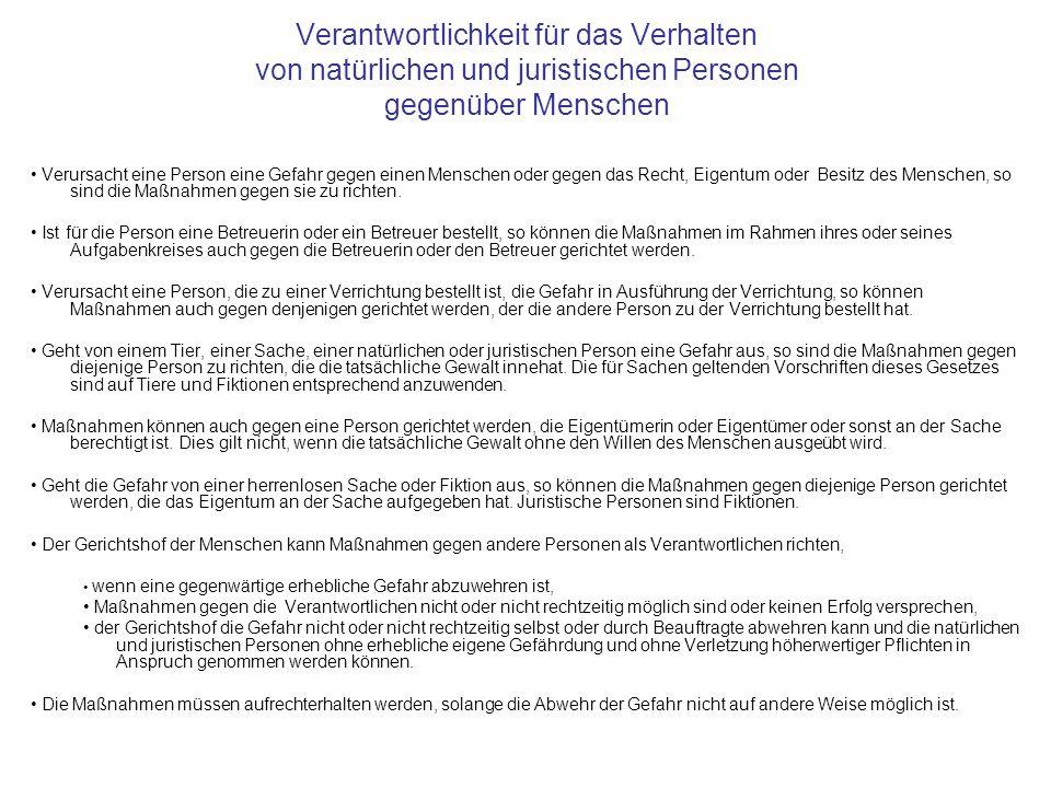 zur Wahrung, Umsetzung, Förderung und zum Schutz der Menschen - ppt ...