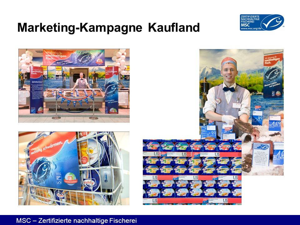 Marketing-Kampagne Kaufland