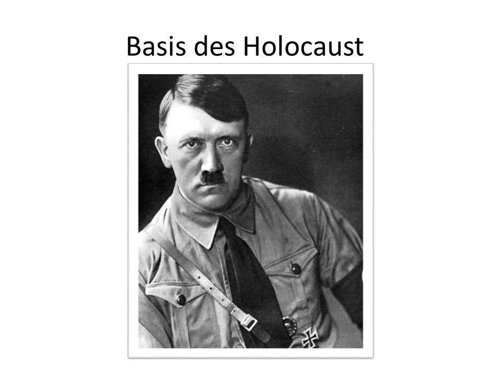 Basis des Holocaust