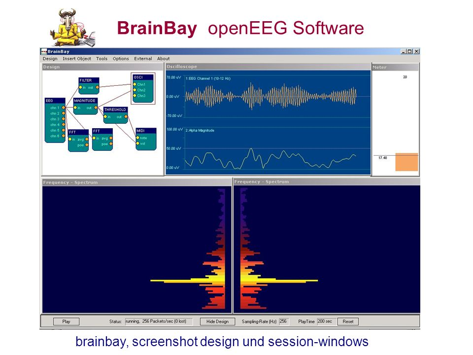 BrainBay openEEG Software