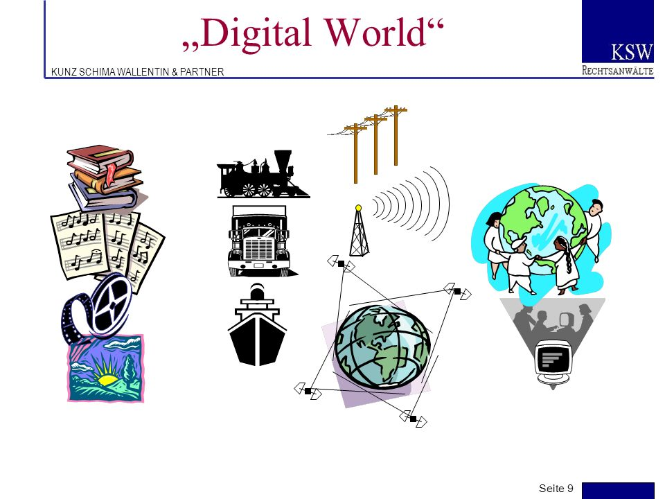 """Digital World"
