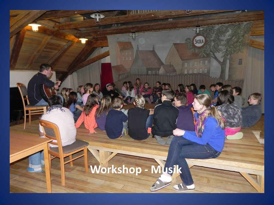 Workshop - Musik