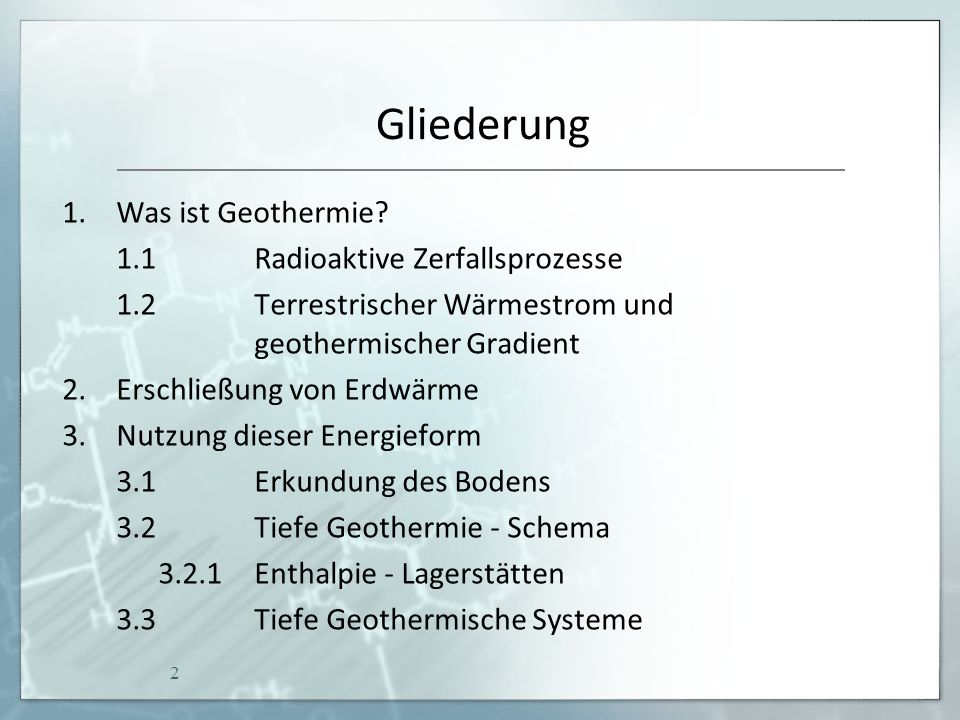 Geothermie M Menacer Ppt Video Online Herunterladen