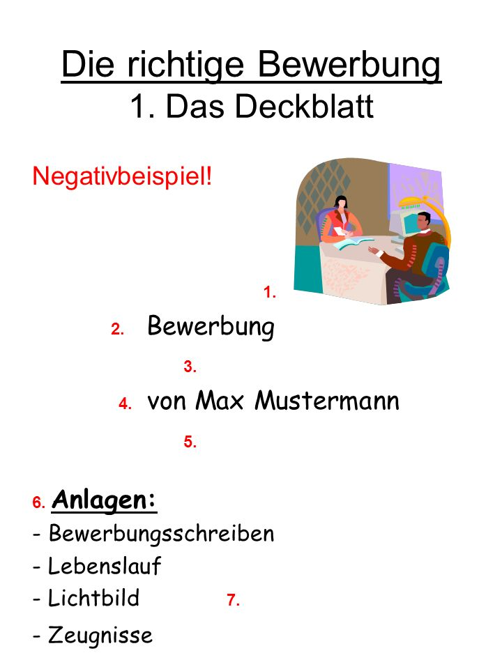 checkliste was geh rt in eine bewerbungsmappe ppt video online herunterladen. Black Bedroom Furniture Sets. Home Design Ideas