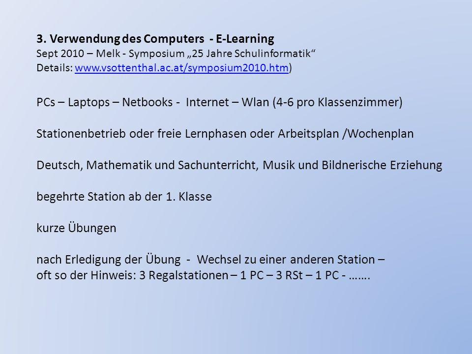 Eigenständiges Lernen in vorbereiteter Lernumgebung - ppt video ...