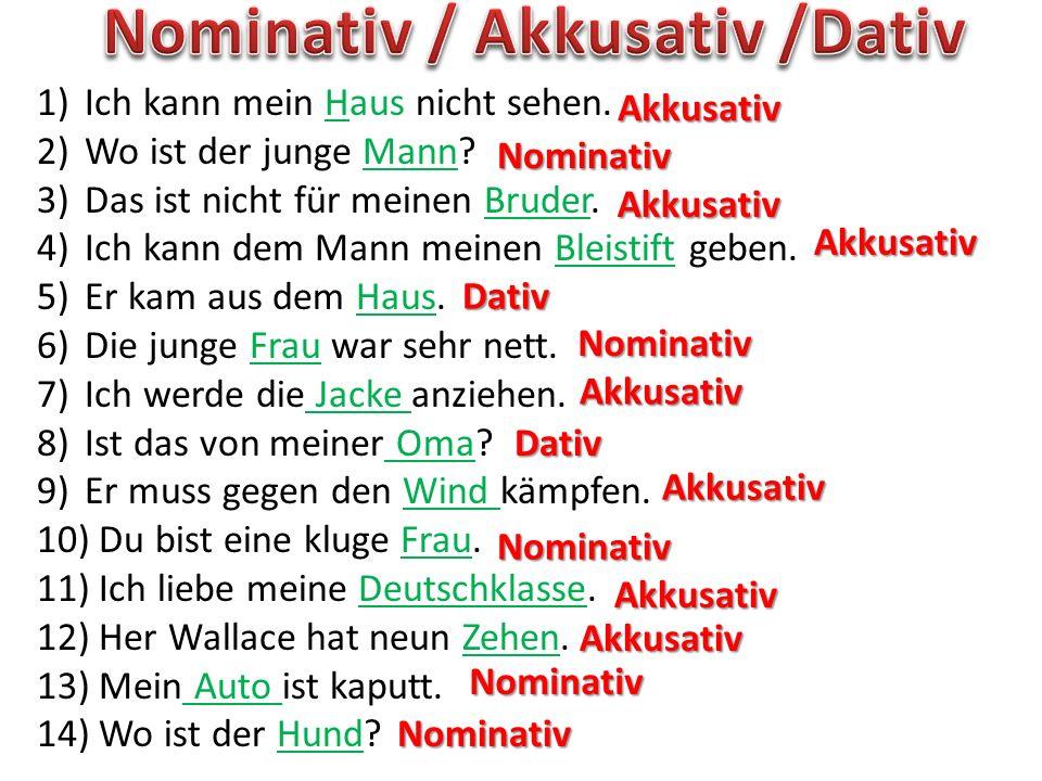 Dativ akkusativ pr positionen ppt video online herunterladen for Gegen dativ oder akkusativ