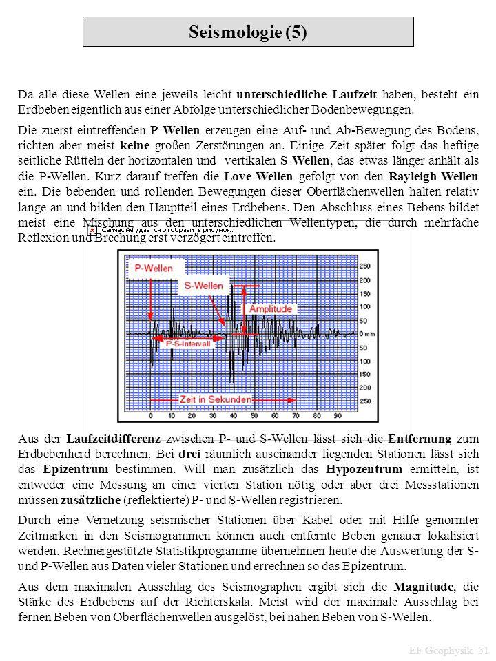 6) Seismologie (c) Pacific Press EF Geophysik ppt herunterladen