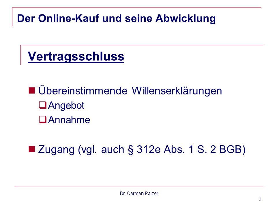 Der Online Kauf Und Seine Abwicklung Saarbrücken 28 Oktober Ppt