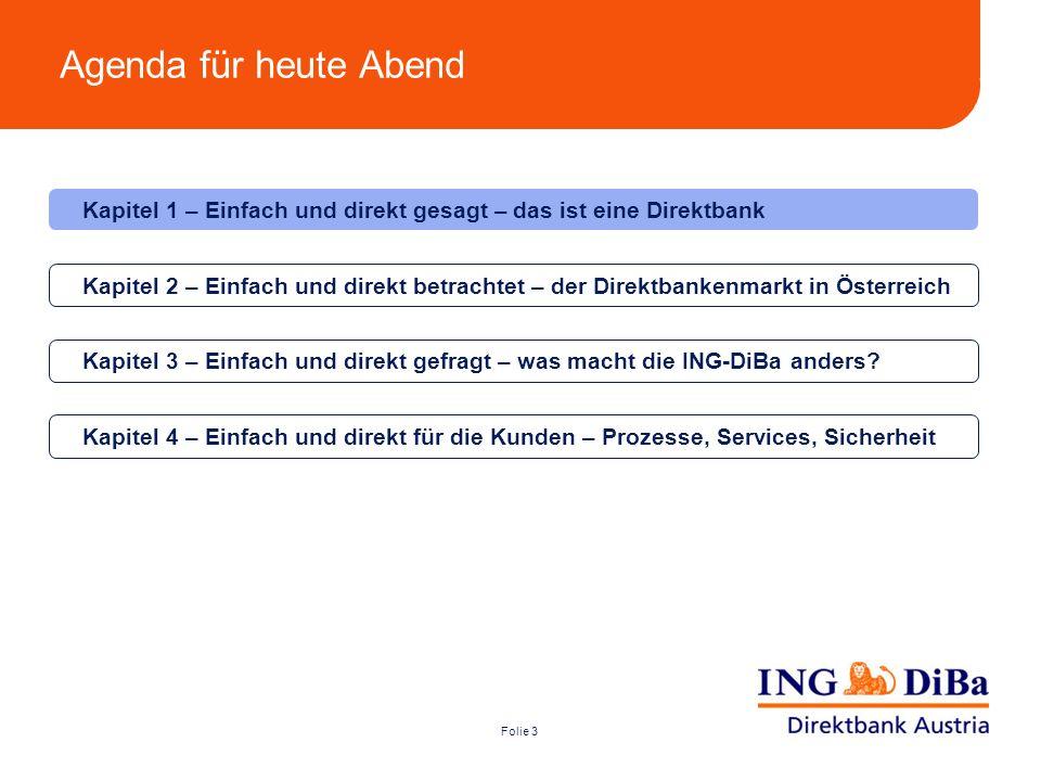 Warum Direktbanken Wirtschaftsmuseum Wien 18 Februar Ppt Video