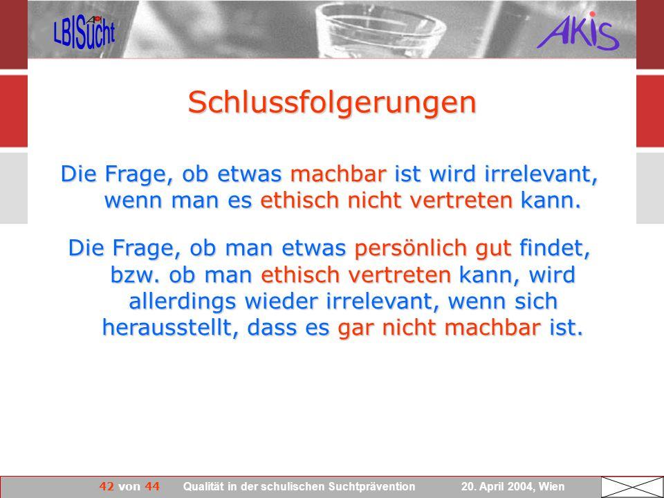 Alfred Uhl Ludwig-Boltzmann-Institut für Suchtforschung (LBISucht ...