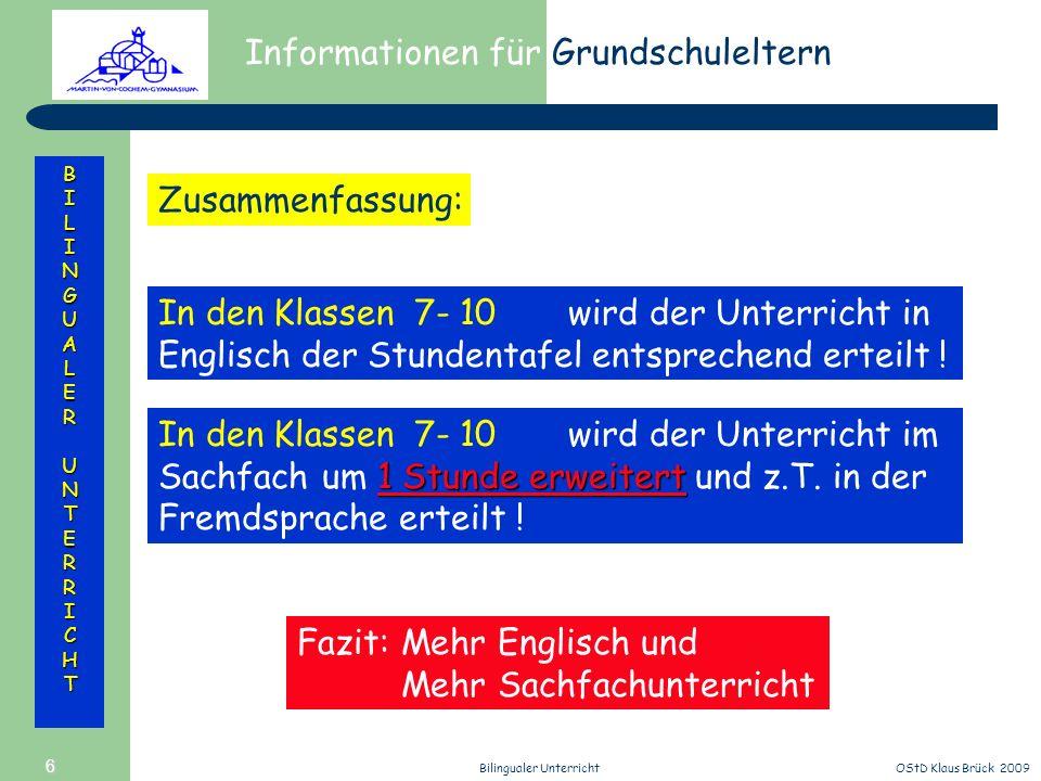 Dank Des Bilingualen Angebots Ppt Herunterladen