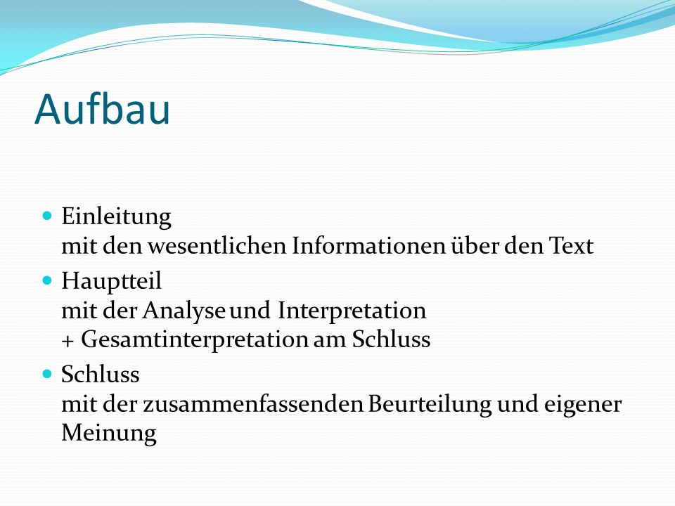 Interpretation Kurzgeschichte Ppt Video Online Herunterladen