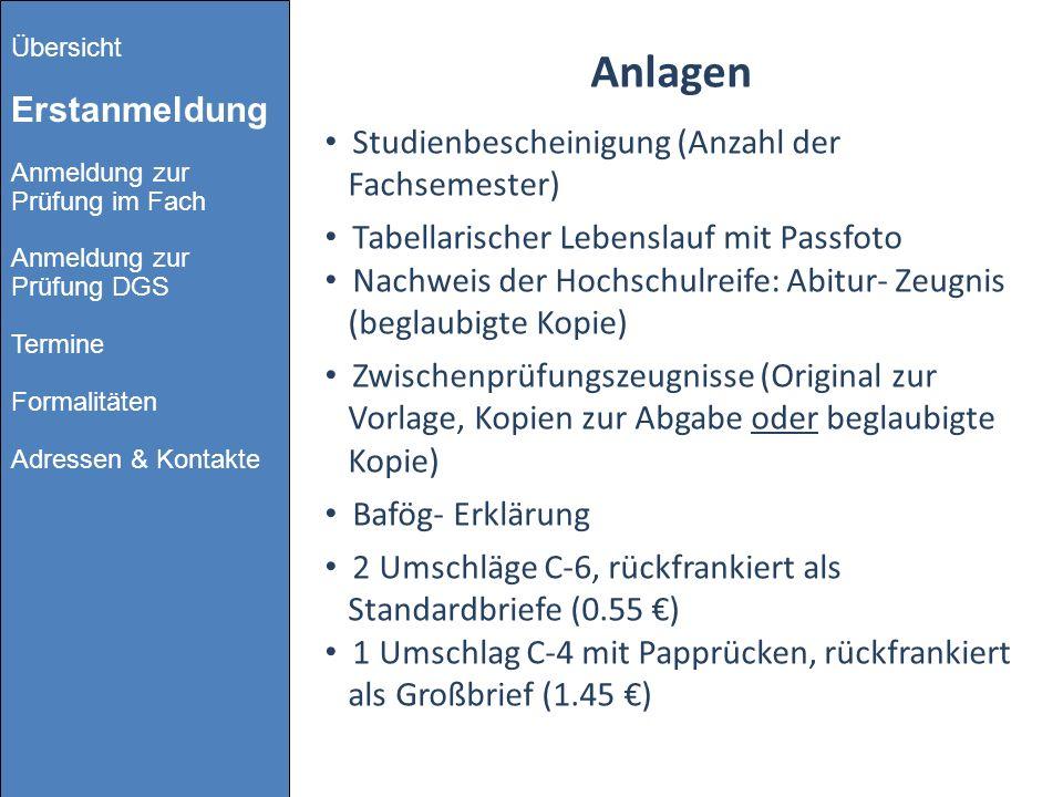 Workshop Zur Examensanmeldung Ppt Video Online Herunterladen