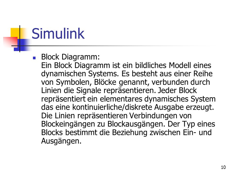 Software Entwurf für den RCX von Lego Mindstorms - ppt herunterladen