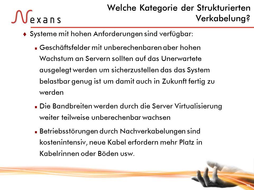 Top of Rack Switching vs. Strukturierte Verkabelung - ppt video ...