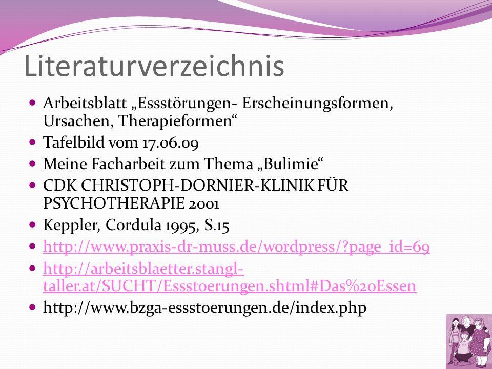 Thema: Essstörungen Referentin: Svenja Hoppelshäuser - ppt herunterladen