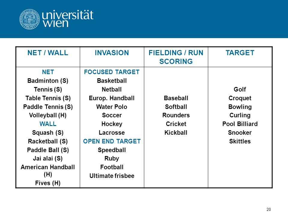 NET / WALL INVASION FIELDING / RUN SCORING TARGET