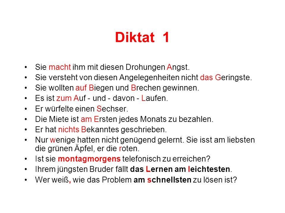 Diktate Zur Neuen Rechtschreibung Ppt Video Online Herunterladen