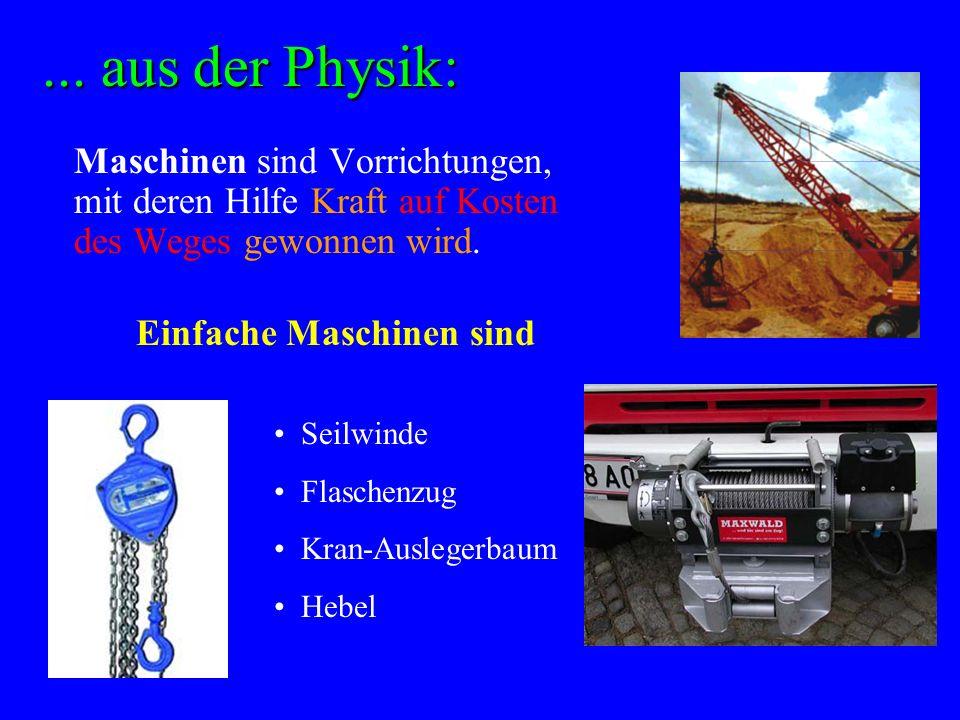Maschinen Versuch einer Definition: - ppt herunterladen