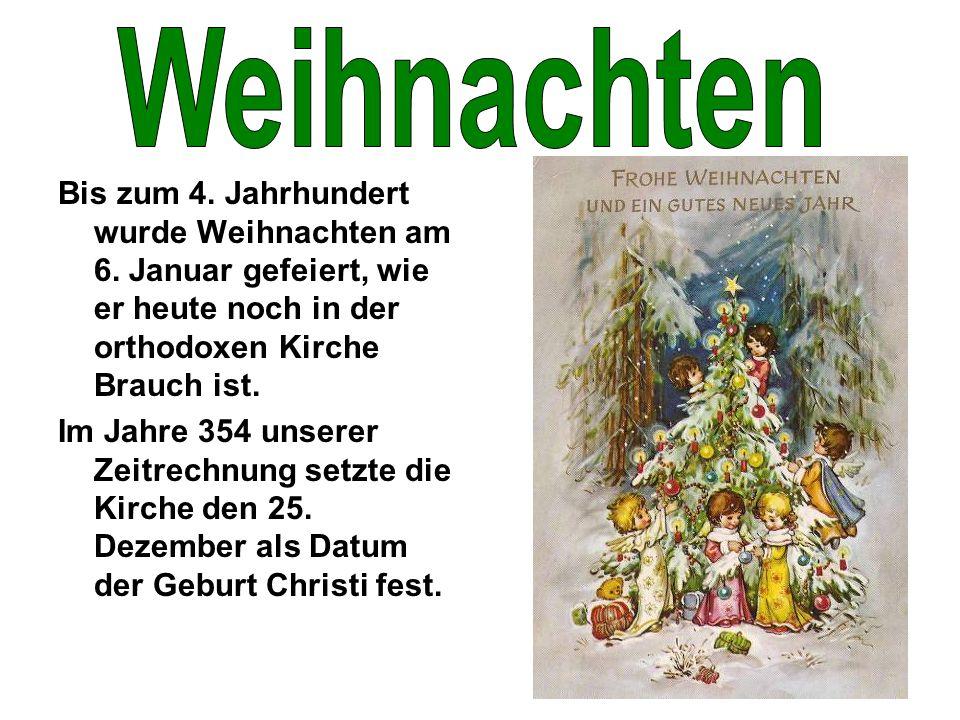 Weihnachten Am 6 Januar.Advent Advent Beginnt Im November Und Dauert Vier Wochen Bis Zum