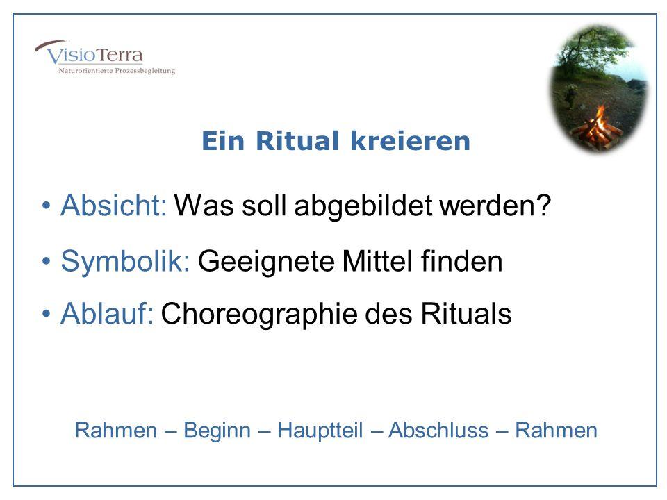 """Was ist ein Ritual? Ein Ritual (von lateinisch ritualis = """"den Ritus ..."""