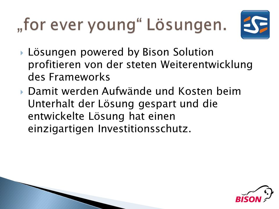 """for ever young Lösungen."