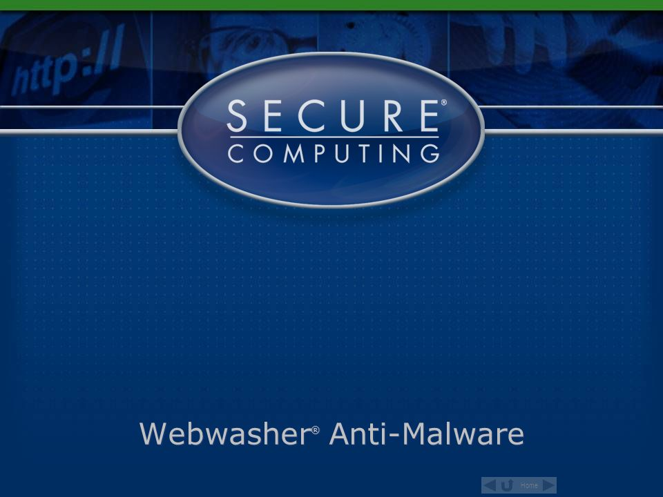 Webwasher® Anti-Malware