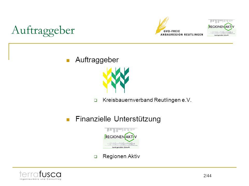 Auftraggeber Auftraggeber Finanzielle Unterstützung - ppt herunterladen