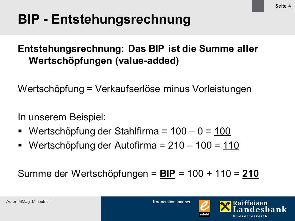 Berechnung Des Bip Autor Mmag M Leitner Ppt Video Online Herunterladen