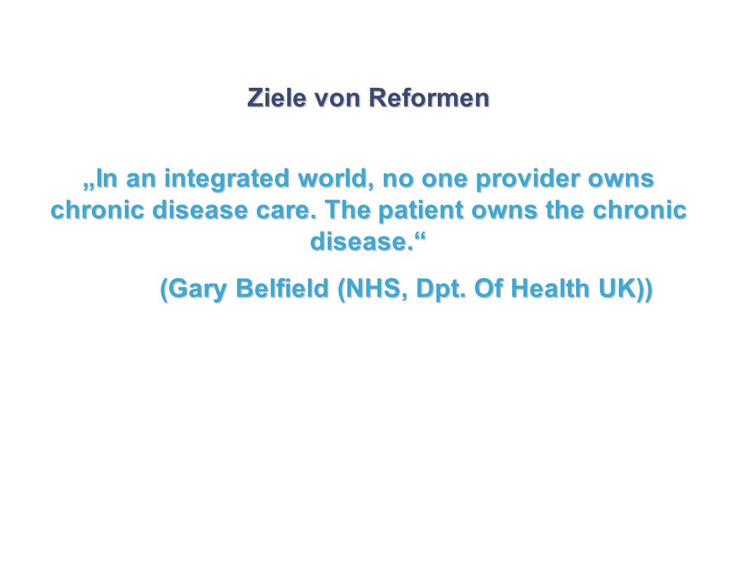 (Gary Belfield (NHS, Dpt. Of Health UK))