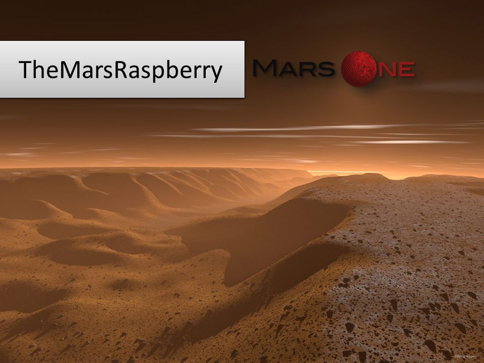 TheMarsRaspberry