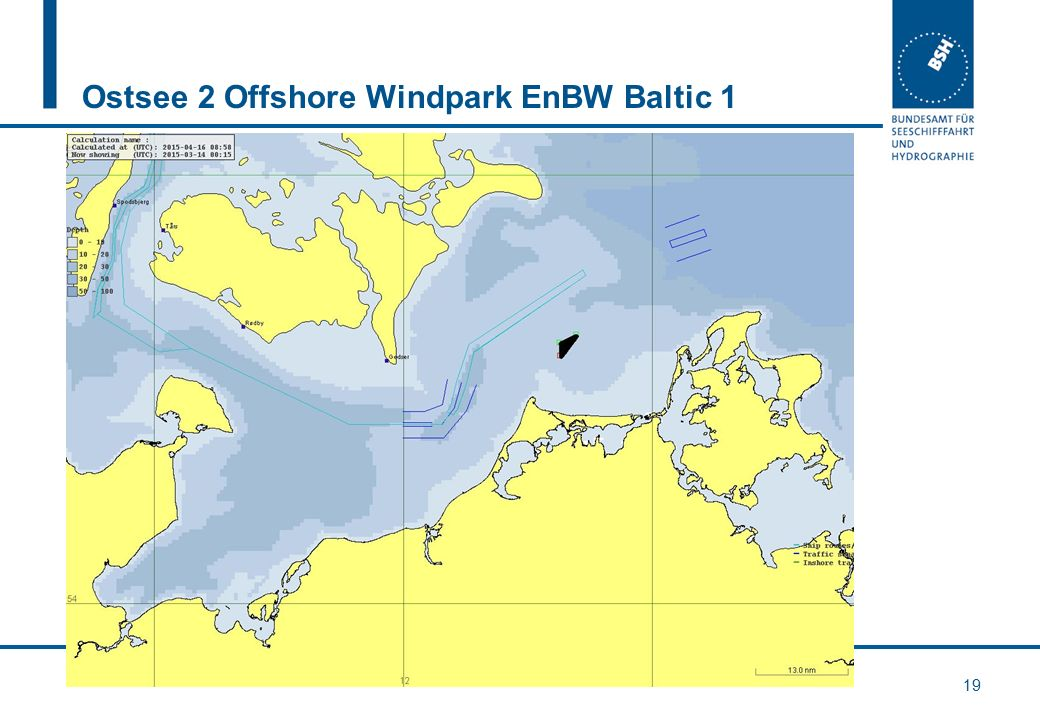 Ostsee 2 Offshore Windpark EnBW Baltic 1