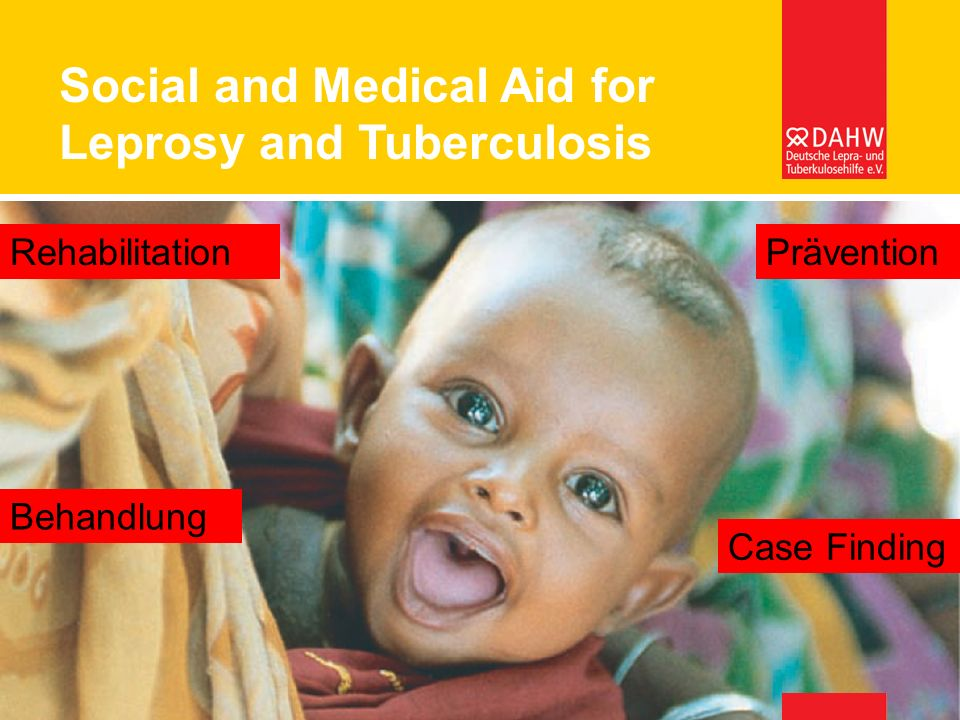 Social and Medical Aid for Leprosy and Tuberculosis