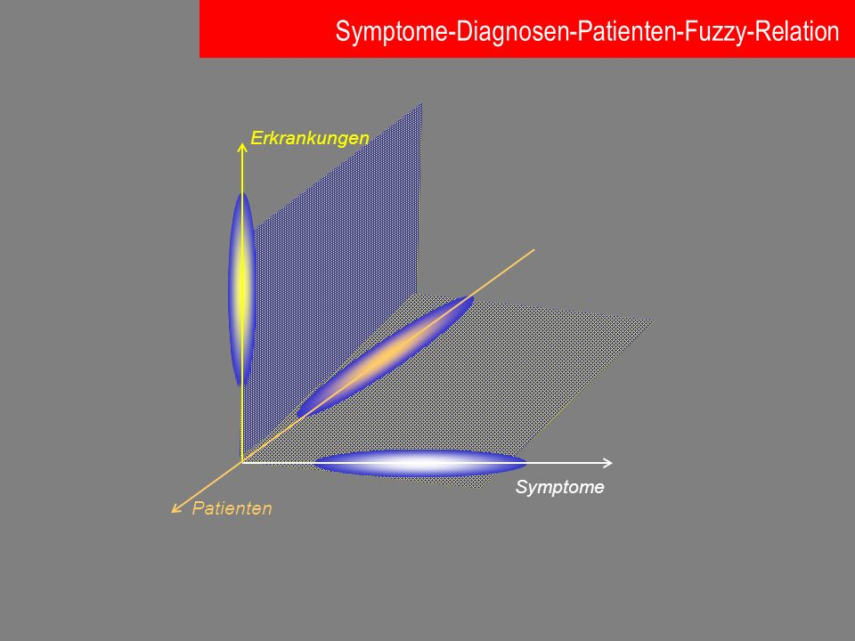 Symptome-Diagnosen-Patienten-Fuzzy-Relation