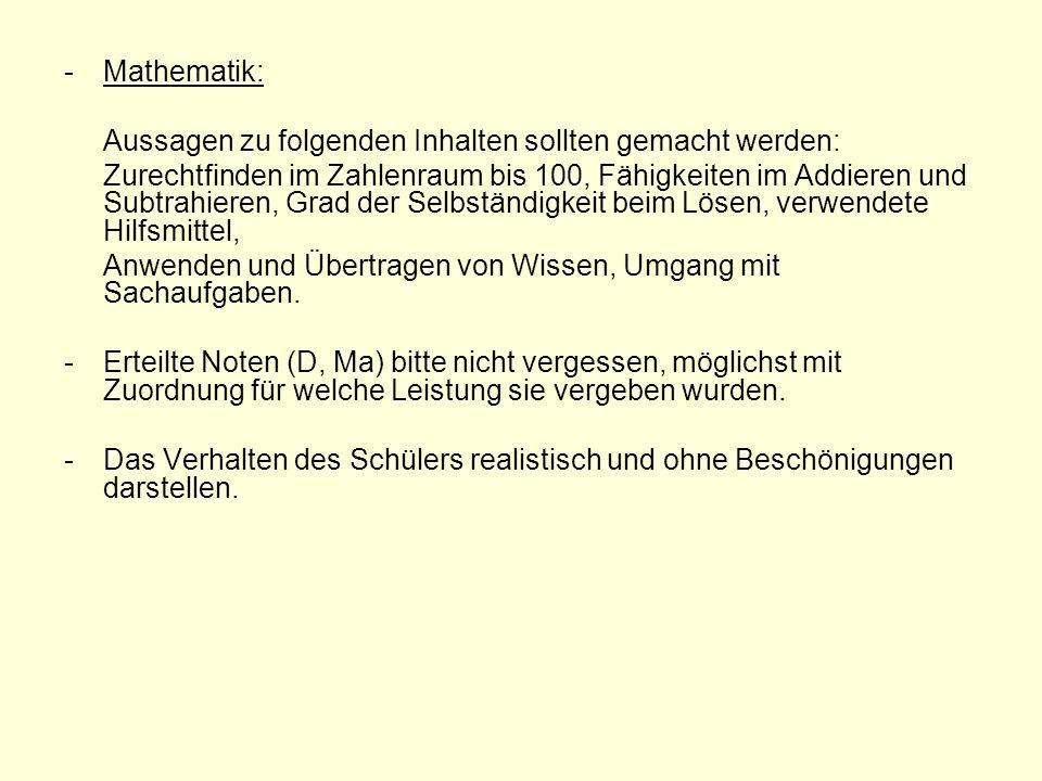 Niedlich Grad 1 Mathe Arbeitsblatt Zeitgenössisch - Mathematik ...