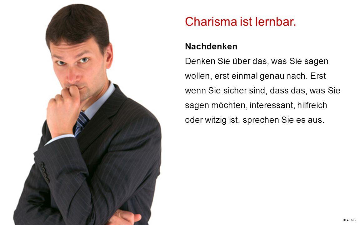charisma was ist das